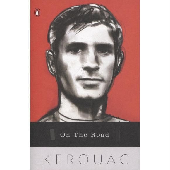 JACK KEROUAC-ON THE ROAD (PENGUIN EDITION) - Skateboards Amsterdam