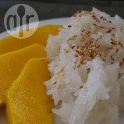 Sticky Rice with Mango @ allrecipes.com.au