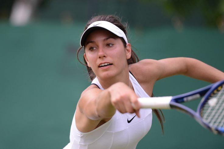 Irina Falconi vs Oceane Dodin WTA Sydney Qualifying Live Tennis Score
