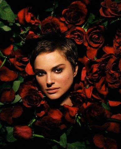 Natalie Portman by James White