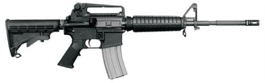 Bushmaster m4