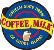 "Autocrat coffee milk. ""Official state drink of Rhode Island"""