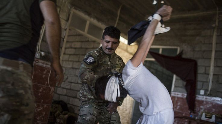 US State Department 'not aware' of torture & extrajudicial executions by Iraqi forces https://www.rt.com/usa/391522-state-department-iraqi-torture/