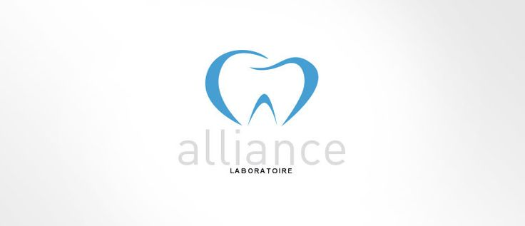 Graphiste freelance Nantes-LSZ Communication-Logo Alliance Laboratoire - Prothésistes dentaires