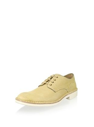 John Varvatos Men's Sid Canvas Derby Sneaker