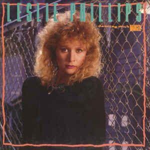 Leslie Phillips - Dancing With Danger: buy LP, Album at Discogs