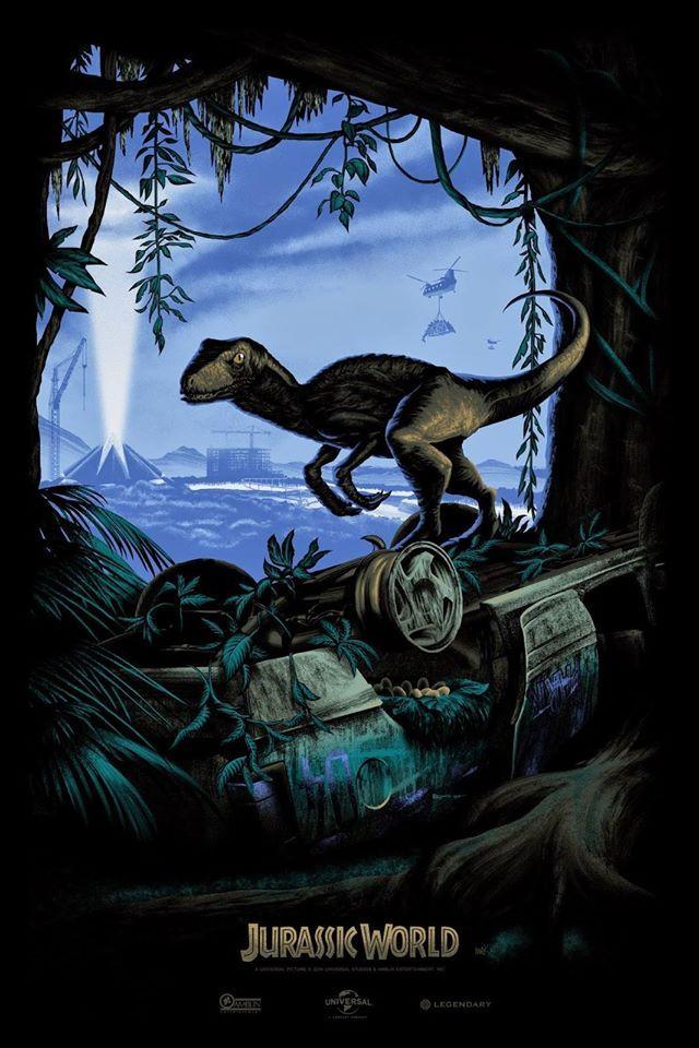 Jurassic World https://blogbypaul.wordpress.com/2014/11/25/they-just-couldnt-wait/