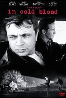 In Cold Blood (1967): After a botched robbery results in the brutal murder of a rural family, two drifters elude police, in the end coming to terms with their own mortality and the repercussions of their vile atrocity.
