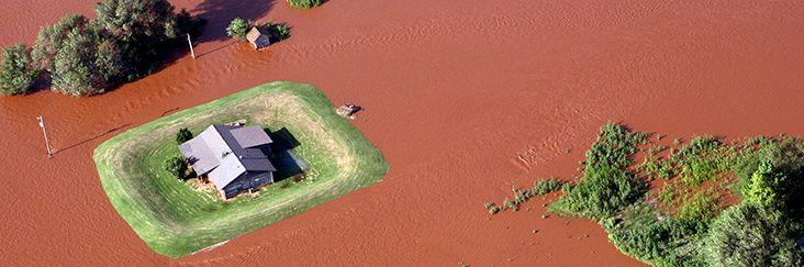 About The National Flood Insurance Program | Risk of Flooding | NFIP | FloodSmart