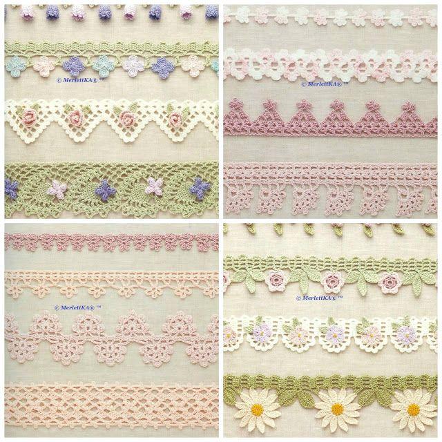 Las mejores Más de 50 imágenes de crochet de Amalia Godoy en ...