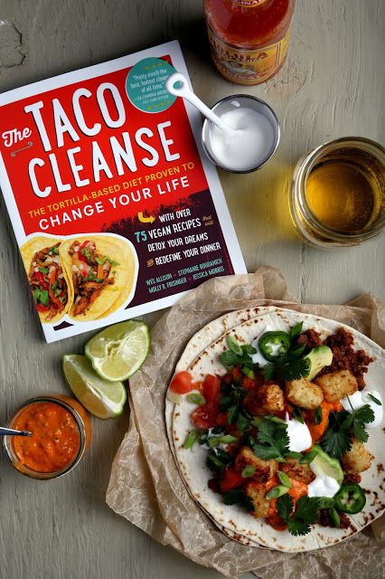 Olives for Dinner | Recipes for the Ethical Vegan: The Taco Cleanse | Review + Giveaway!