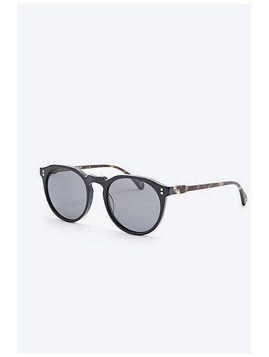 Raen Remmy Sunglasses in Black and Tortoiseshell www.sellektor.com