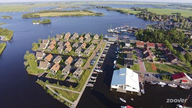 Landal Waterpark Terherne. Leuk om te vissen in de jachthaven.