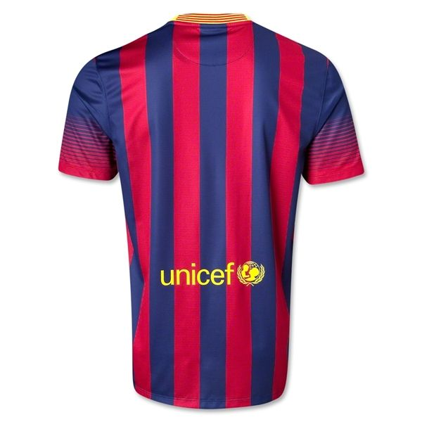 maillot barcelone 2014 2015 domicile pas cher maillot de foot pas cher pinterest maillot. Black Bedroom Furniture Sets. Home Design Ideas