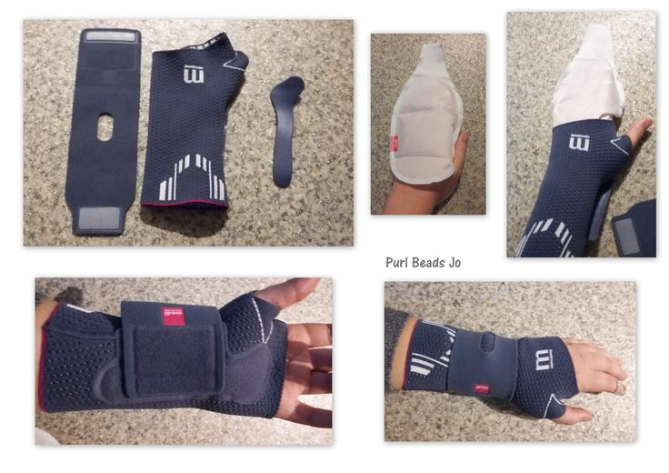 Splinting is a common strategy for managing joint instability in hypermobility syndromes. There is a lot of mis-information associated with splinting and it's not uncommon to get splints with little or no information about correct use.