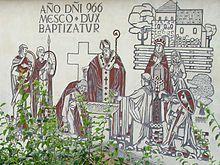Chrzest Polski – Wikipedia, wolna encyklopedia