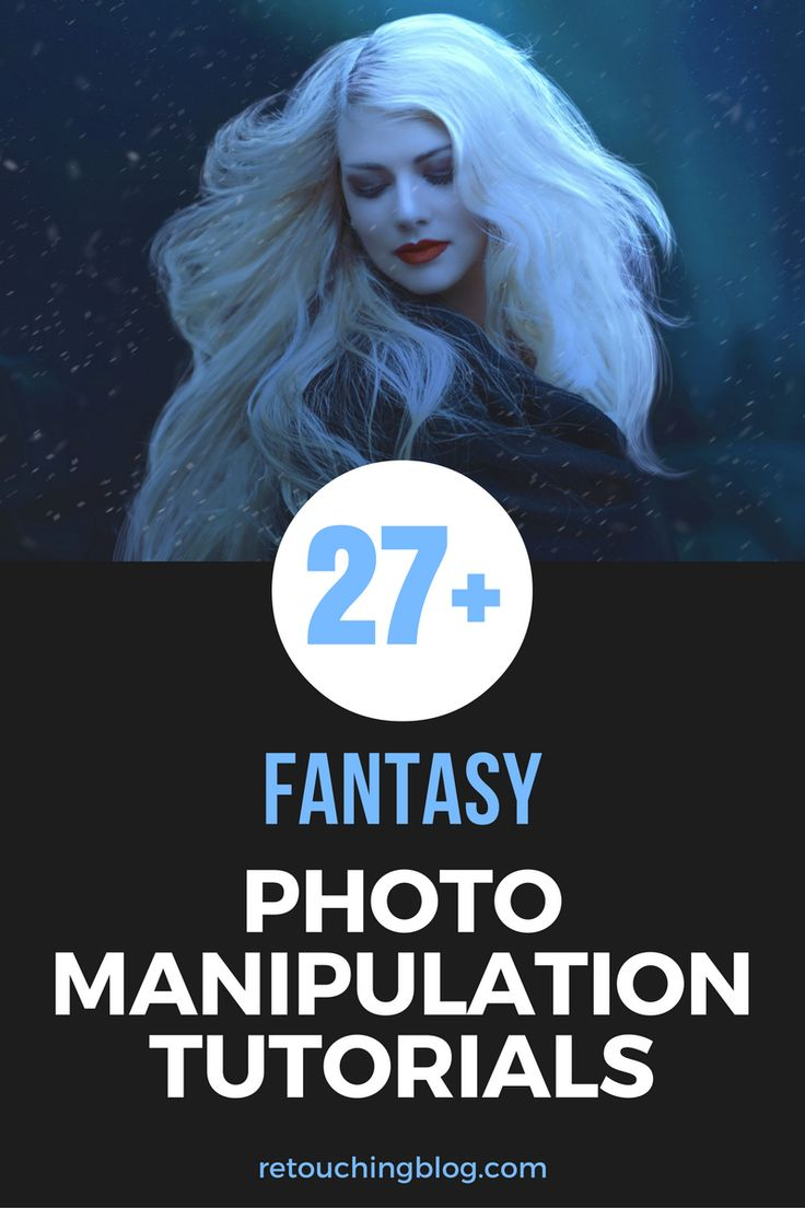 27+ Mesmerizing Fantasy Photo Manipulation Tutorials | RetouchingBlog