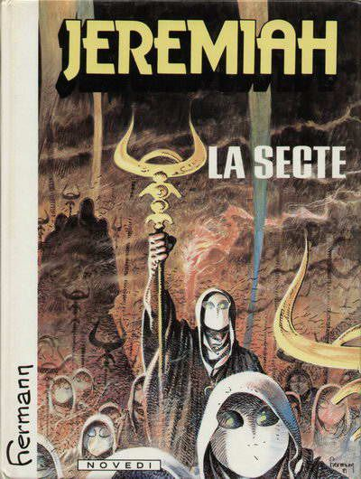 Couverture de Jeremiah -6- La secte