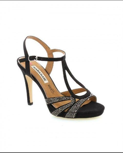 Zapatos rojos formales MARIA MARE para mujer jJlXP0Q0