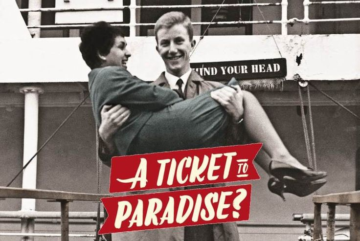 A Ticket to Paradise?