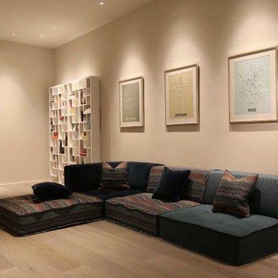 Interior Lighting Design For Living Room 149 Best Led Downlighting Idea Images On Pinterest  Lighting