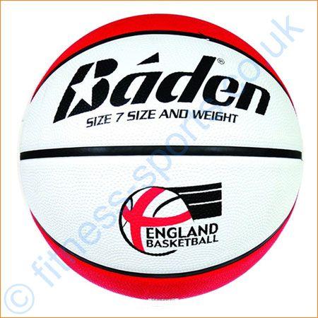 Baden England basketball. Size 7. Indoor & outdoor.