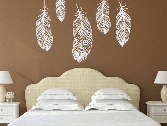 44 wunderschöne Wandtattoos für das Schlafzimmer - wandtattoo schlafzimmer sprüche