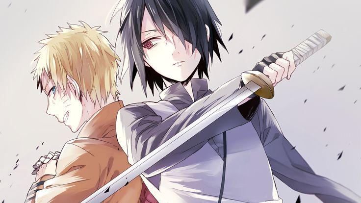Naruto Uzumaki, Sasuke Uchiha, Boruto Anime, 3840x2160