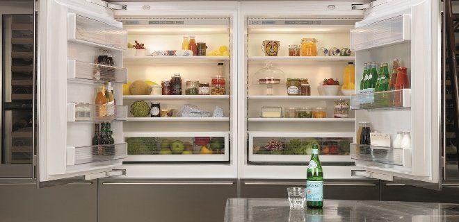 Sub-Zero Wolf koelkast #koelkast