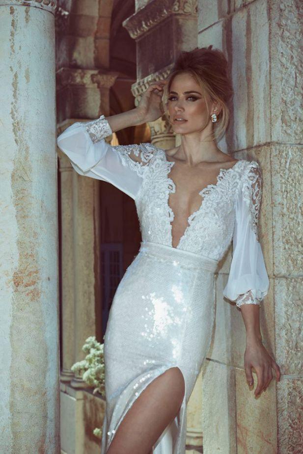 Jaw Dropping Designs By Israeli Wedding Designer Tal Kahlon