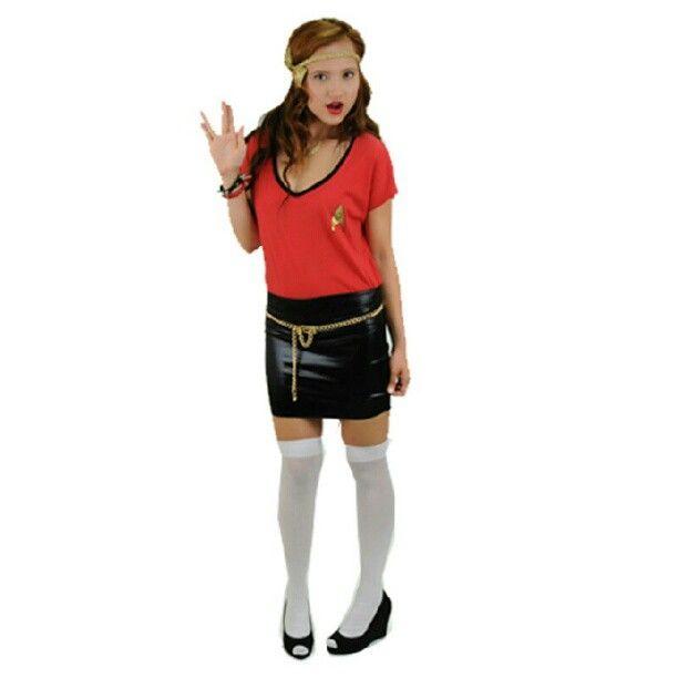 uhura halloween costume uhura startrek heruniverse httpwww - Uhura Halloween Costume