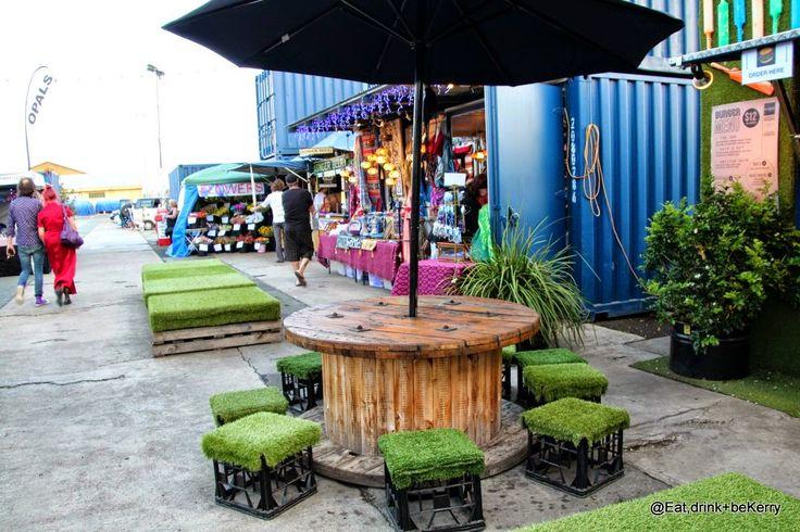 eat street markets brisbane - Google Search