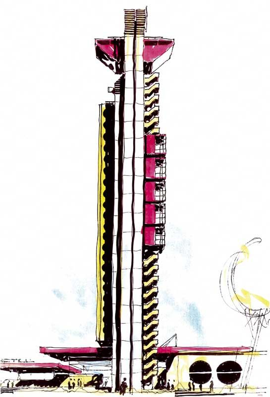 Richard Rogers - Hesperia Hotel & Conference Centre