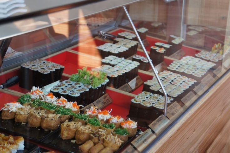 Sushi Sushi Nunawading: Good Morning Melbourne, your Sushi Sushi is ready! What a glorious day to be out and about. Why not come by to see our huge selection of hand rolls, packs and boxes. Have a fabulous day!