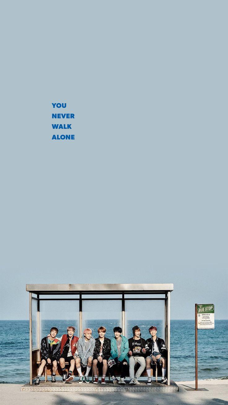 BTS || You Never Walk Alone || Wallpaper