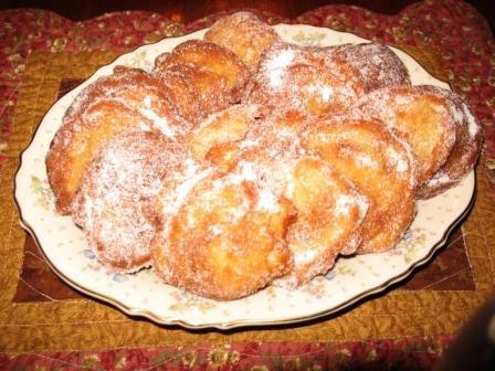 Bishi (or Beeshee, according to the Kardashians) - Armenian Pancakes