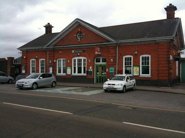 Horley Railway Station (HOR) in Horley, Surrey