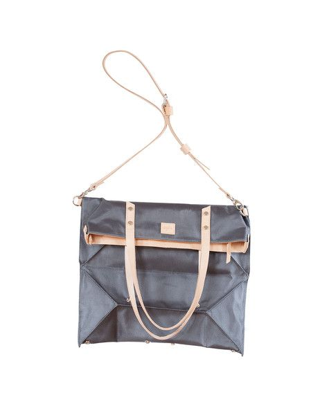 Ducsai Folded Bag Grey - Designrs