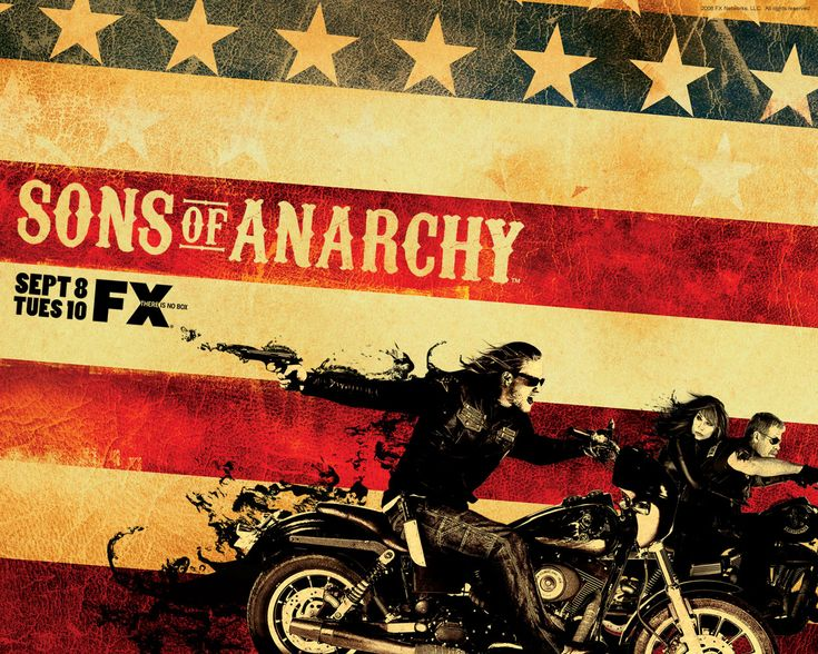 Sons of Anarchy (Haven't missed an episode yet!)