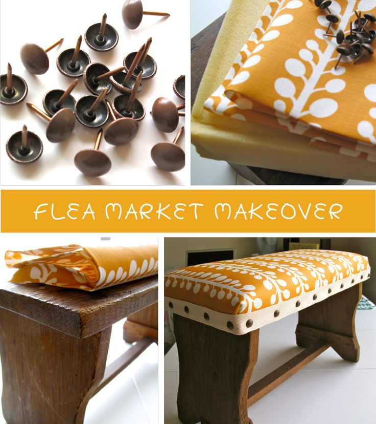 Flea Market Makeover