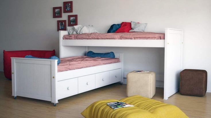 Las 25 mejores ideas sobre cama 1 plaza en pinterest for Cama nido de 1 plaza