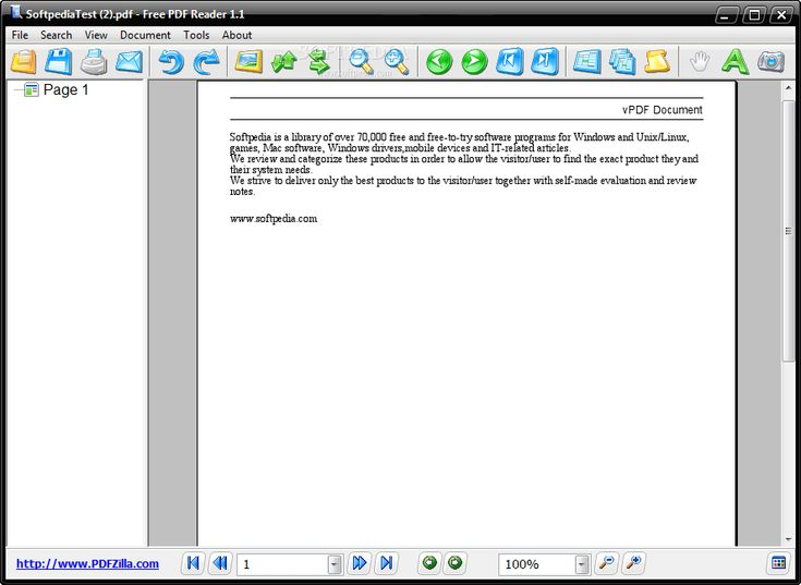 Pdf Reader Softpedia