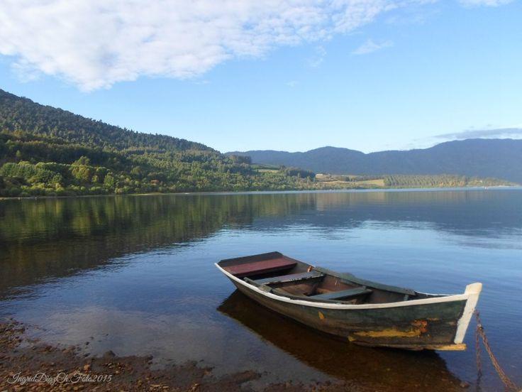Lago Riñihue   <3   Verano 2015