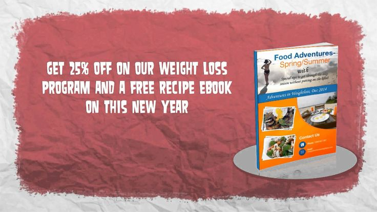 Weight-Loss Programs - Get Free Recipe E-book+25% Off when you join with a partner! #weightloss #freerecipebook