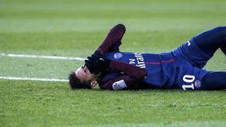 Welcome to INFOCOUNTY: European Football: PSG forward Neymar to undergo s...