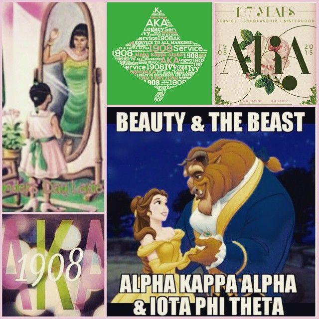 Alpha Kappa Alpha/Iota Phi Theta