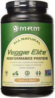 The Vegan Protein Powder Review: MRM Veggie Elite Protein Review