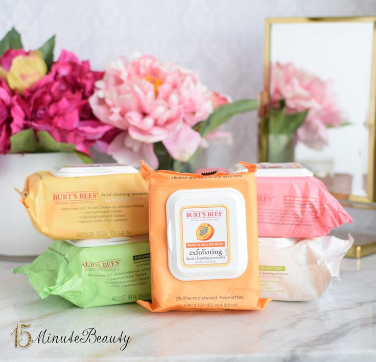 #ad These are great wipes for taking off all of your makeup at night! Love that the exfoliating ones are still gentle, and smell like Peaches! #NaturesSolutions