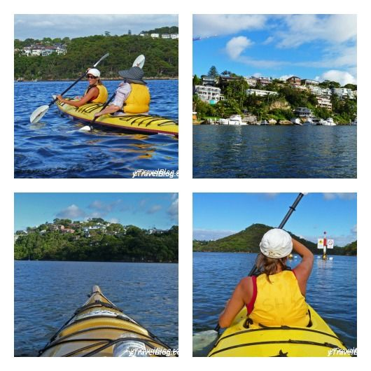 Kayak on Sydney Harbour - 33 Things to Do in Sydney