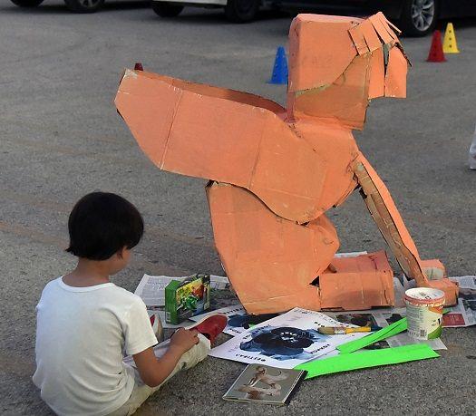 Catisart - Αγκαλιάστηκε από παιδιά και γονείς η πρώτη Δημιουργική Απασχόληση στην Επίδαυρο
